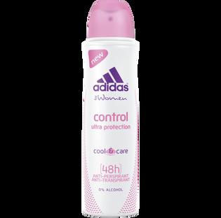 Adidas_Control Ultra Protection_antyperspirant damski w sprayu, 150 ml