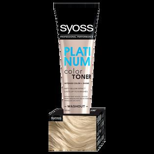 Syoss_Platinum Color Toner_krem toner koloryzujący do włosów, 150 ml