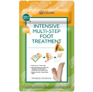Celkin_Intensive Multi-Step Foot Treatment_wieloetapowy zabieg na stopy, 22 g