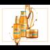 Dessange Professional Hair Luxury_Extreme 3 Huiles_silnie regenerujący szampon do włosów z 3 olejami, 250 ml_3