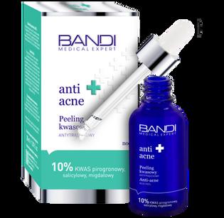 Bandi_Anti Acne_peeling kwasowy, 30 ml_2