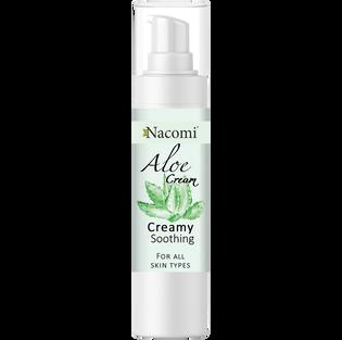Nacomi_Aloes_żelowy krem do twarzy z aloesem, 50 ml