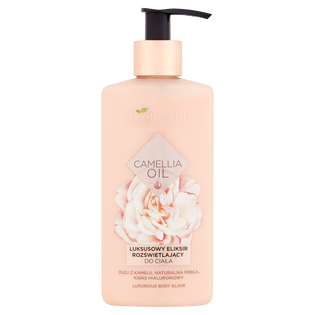 Bielenda_Camellia Oil_eliksir rozświetlający do ciała, 150 ml