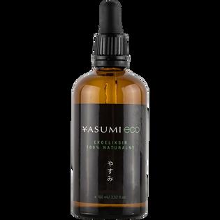 Yasumi_Eco_ekoeliksir 100% naturalny do skóry twarzy i ciała oraz włosów metodą olejowania, 100 ml