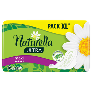 Naturella_Ultra Maxi Camomile_podpaski higieniczne, 16 szt./1 opak.