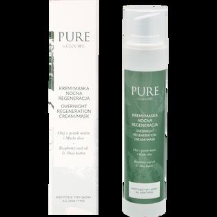 Pure By Clochee_krem-maska nocna do twarzy, 50 ml