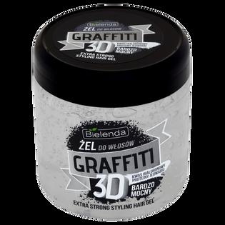 Bielenda_Graffiti_Żel do włosów bardzo mocny, 250 ml