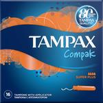 Tampax Compak Super Plus