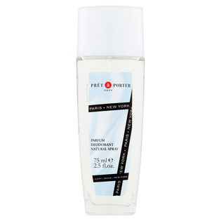 Pret A Porter_Paris New York_dezodorant perfumowany damski w naturalnym sprayu, 75 ml