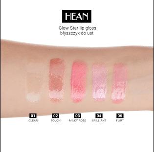 Hean_Glow Star_błyszczyk do ust clear 01, 7,5 ml_2