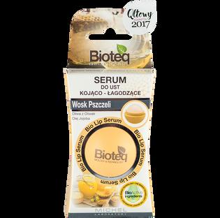 Bioteq_Wosk pszczeli_pomadka ochronna do ust z woskiem pszczelim, 8,5 g