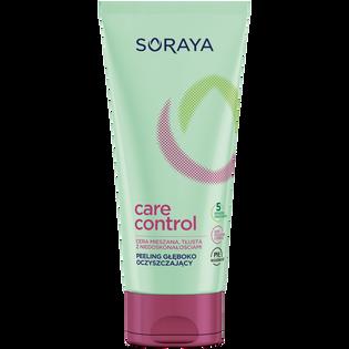 Soraya_Care Control_peeling głęboko oczyszczający do twarzy, 150 ml