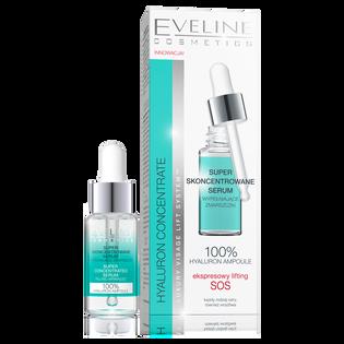 Eveline_Hyaluron & Collagen_skoncentrowane serum wypełniające zmarszczki do twarzy, 18 ml_1