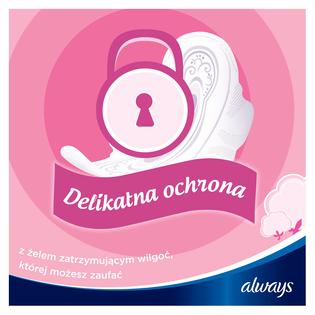Always_Ultra Sensitive_podpaski higieniczne ze skrzydełkami, 16 szt./1 opak._4