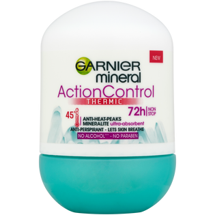 Garnier_Mineral Action Control Thermic_antyperspirant damski w kulce, 50 ml