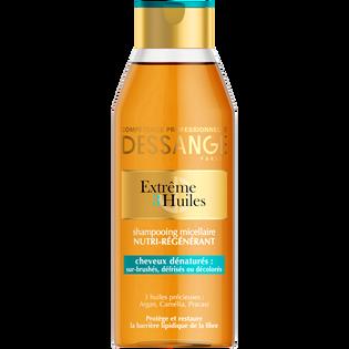 Dessange Professional Hair Luxury_Extreme 3 Huiles_silnie regenerujący szampon do włosów z 3 olejami, 250 ml_1