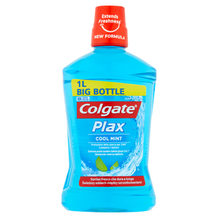 Colgate_Plax Cool Mint_płyn do płukania jamy ustnej, 1000 ml
