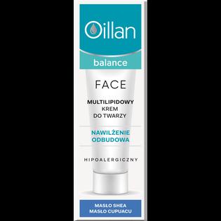 Oillan_Balance_krem do twarzy, 40 ml