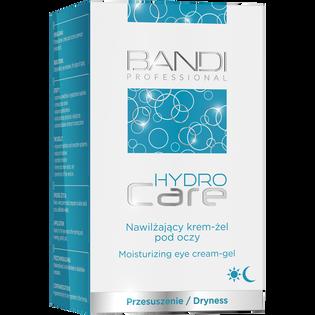 Bandi_Hydro Care_nawilżający krem-żel pod oczy, 30 ml_2