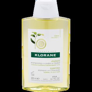 Klorane_Miąsz cedratu_lekki szampon do włosów, 200 ml_1