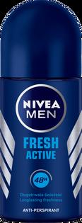 Nivea Men_Fresh Active_antyperspirant męski w kulce, 50 ml