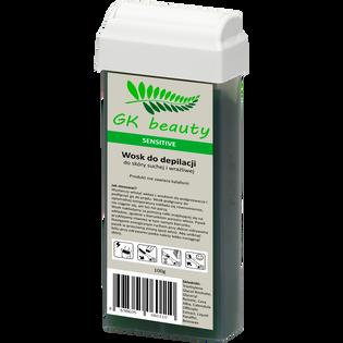 Gk Beauty_Sensitive_wosk do depilacji, 100 g