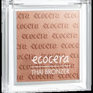 Ecocera_Thai Bronzer_puder brązujący do twarzy Thai, 10 g_1