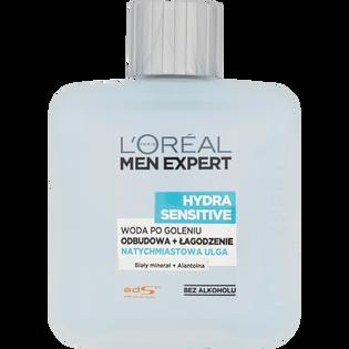 Loreal Paris Men Expert_Hydra Sensitive_woda po goleniu, 100 ml_1