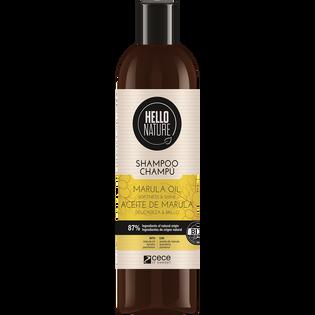 Hello Nature_Olej marula_naturalny szampon do włosów, 300 ml