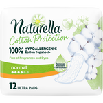 Naturella Cotton Protection Ultra Normal