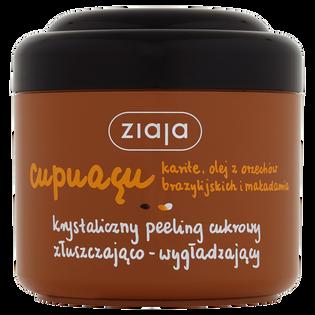 Ziaja_Cupuacu_krystaliczny peeling cukrowy złuszczająco-wygładzający do ciała, 200 ml