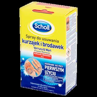 Scholl_spray do usuwania kurzajek i brodawek, 80 ml