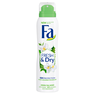 Fa_Fresh & Dry_antyperspirant damski w sprayu, 150 ml