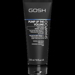 Gosh_Pump up the Volume_szampon do włosów zwiększający objętość, 230 ml