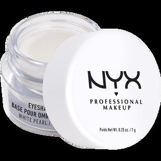 NYX Professional Makeup_Eye Shadow_baza pod cienie do powiek white pearl, 7 g_1