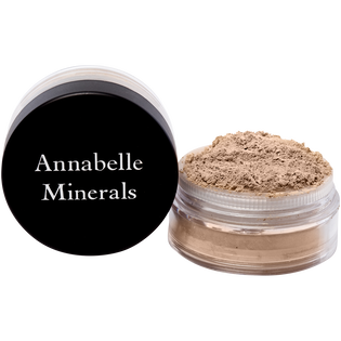 Annabelle Minerals_Golden Fairest_podkład matujący golden fair, 4 g_1