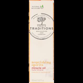 Treets Traditions_Nourishing Spirits_nawilżający olejek do ciała, 150 ml_2