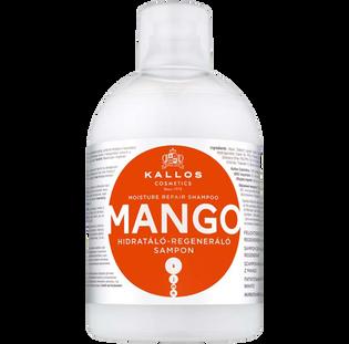 Kallos_Mango_regenerujący szampon do włosów, 1000 ml