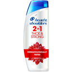 Head & Shoulders Thick & Strong