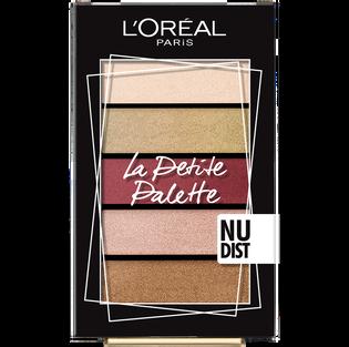 Loreal Paris_Le Petite Palette_paleta cieni do powiek 02, 6 g