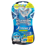 Wilkinson Sword Xtreme3 Ultimate Plus