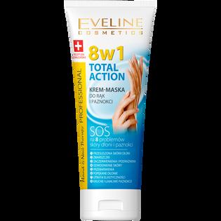 Eveline_8w1 Total Action_krem do depilacji 8w1, 200 ml