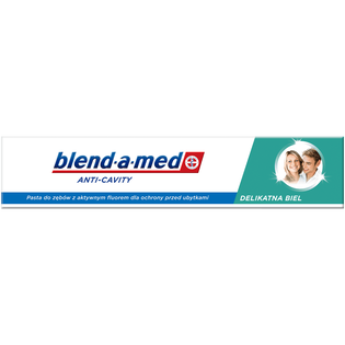 Blend-A-Med_Anti-Cavity Delicate White_pasta do zębów, 100 ml_2