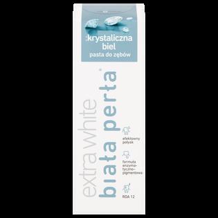 Biała Perła_Krystaliczna Biel_pasta do zębów, 75 ml