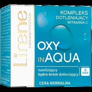 Lirene_Oxy in Aqua_nawilżający hydro-krem dotleniający na dzień, 50 ml