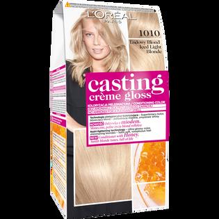 Loreal Paris_Casting Crème Gloss_farba do włosów 1010 jasny lodowy blond, 1 opak.