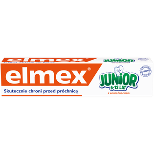 Elmex_Junior_pasta do zębów 7-12 lat, 75 ml