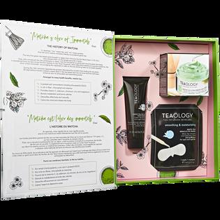 Teaology_Tae Infusion Skincare_zestaw: krem do twarzy, 50 ml + scrub do twarzy, 20 ml + maska do twarzy, 7 ml_2