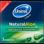 Unimil Natural Aloe