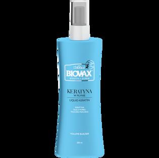 L'Biotica_Biovax_keratyna w płynie do włosów, 200 ml
